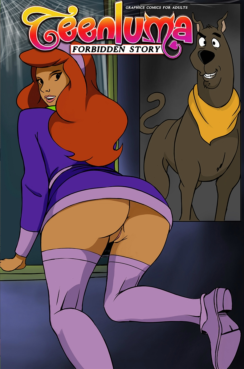 scooby doo cartoon porn